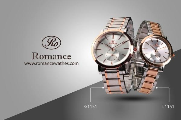 romance watch 1151